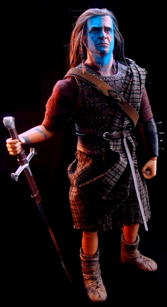 "Braveheart : William Wallace 12"" Mgbravehrtfull05"