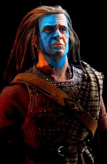 "Braveheart : William Wallace 12"" Mgbravehrtmed9"